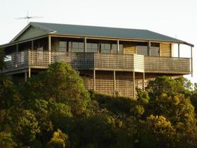 Lantauanan - The Lookout - Accommodation Gladstone