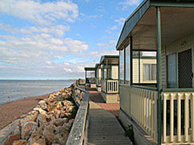 Stansbury Foreshore Caravan Park - Accommodation Gladstone
