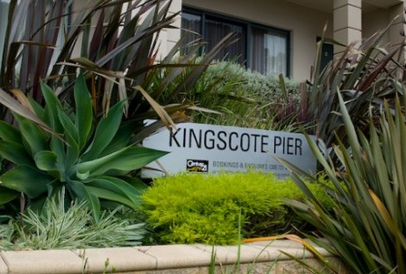 Kingscote Pier - Accommodation Gladstone