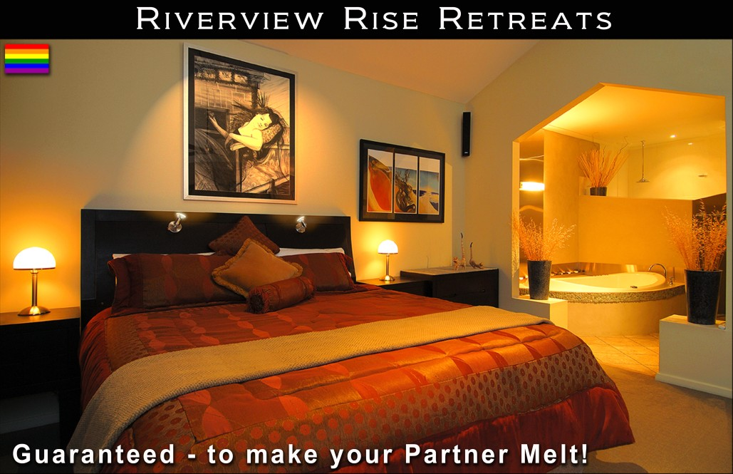 Riverview Rise Retreats - Accommodation Gladstone