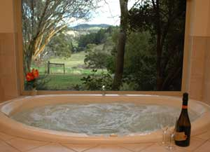 Adelaide Hills Country Cottages - The Nest - Accommodation Gladstone