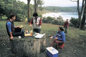 Fortescue Bay Camping Ground