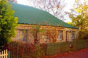 Colonial Cottages of Ross - Captain Samuels Cottage - Accommodation Gladstone
