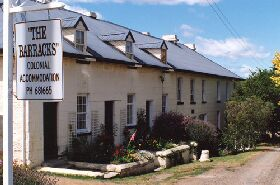 Lythgos Row of Romantic Cottages - Accommodation Gladstone
