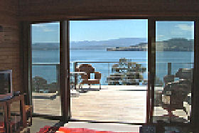 Bruny Island Accommodation Services - Captains Cabin - Accommodation Gladstone