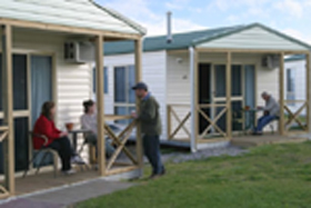 Discovery Holiday Parks Devonport Cosy Cabins - Accommodation Gladstone
