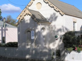 Old Wesleyan Chapel