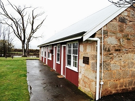 Ross Caravan Park  Heritage Cabins - Accommodation Gladstone