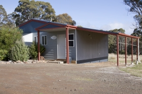 Highland Cabins and Cottages at Bronte Park - Accommodation Gladstone