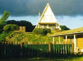 King Island A Frame Holiday Homes - Accommodation Gladstone