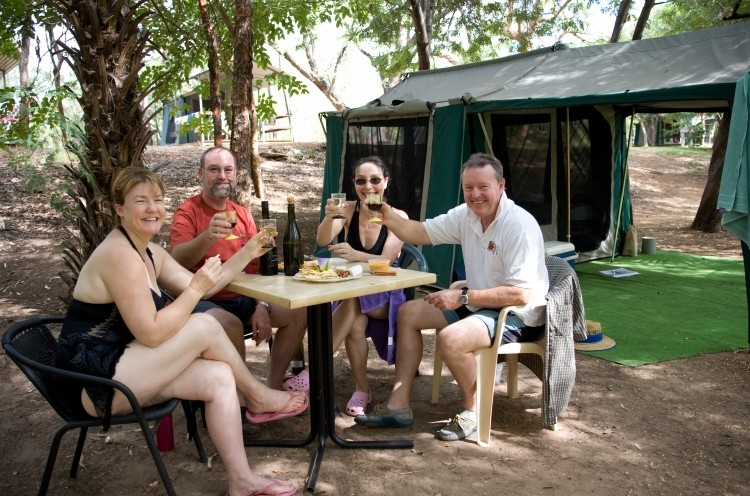 Adels Grove Camping Park - Accommodation Gladstone