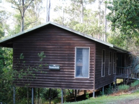Crystal Waters Eco Park - Accommodation Gladstone