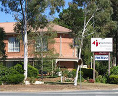 Hamilton's Townhouse Motel - Accommodation Gladstone