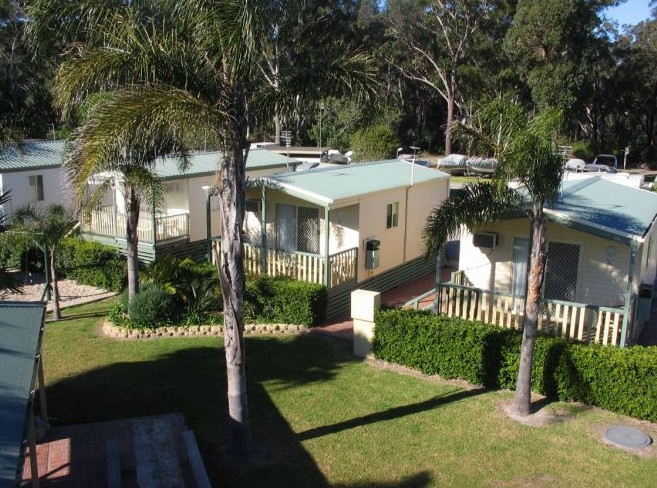Jervis Bay Caravan Park - Accommodation Gladstone