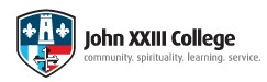 John XXIII College - Accommodation Gladstone