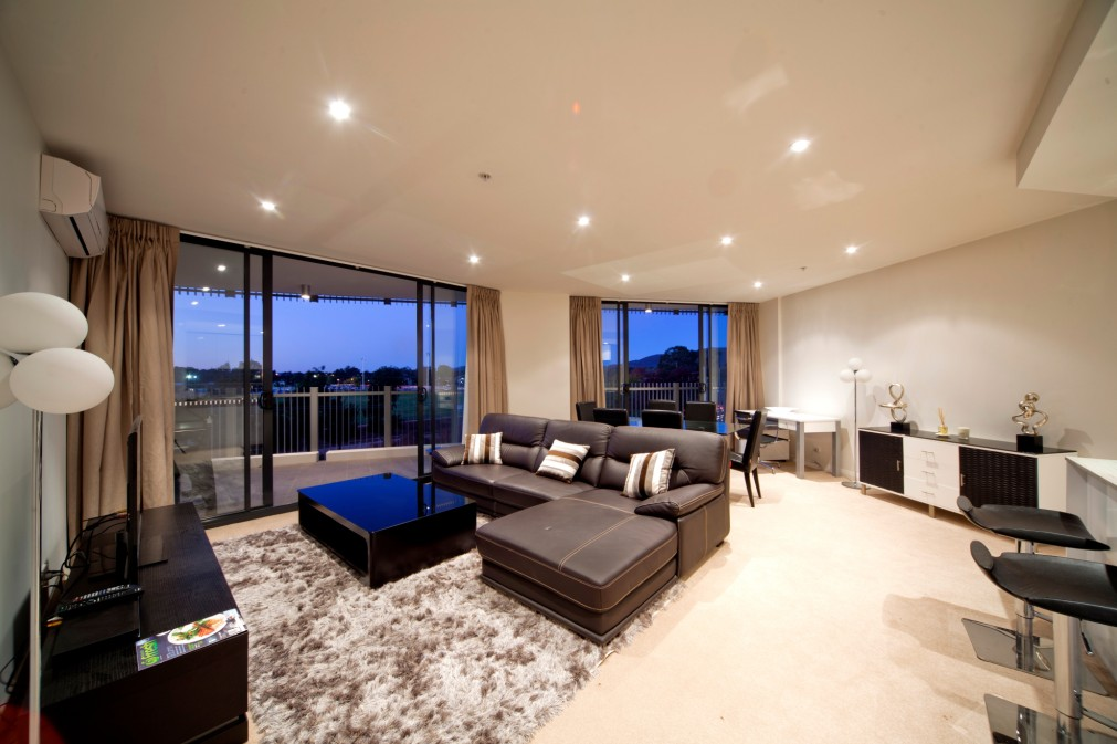 Axis Apartment Short Term Accommodation - Accommodation Gladstone
