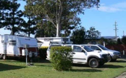 Browns Caravan Park - Accommodation Gladstone