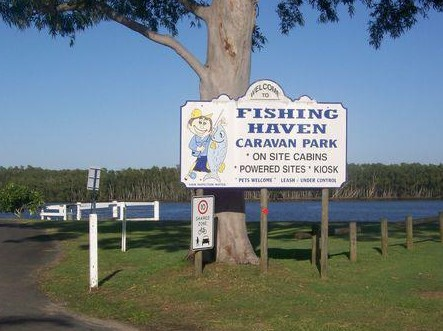 Fishing Haven Caravan Park - Accommodation Gladstone