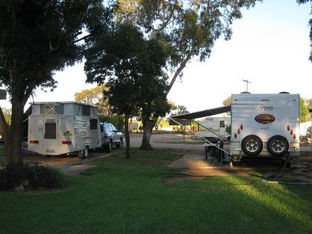Trentham Cliffs Caravan Village - Accommodation Gladstone