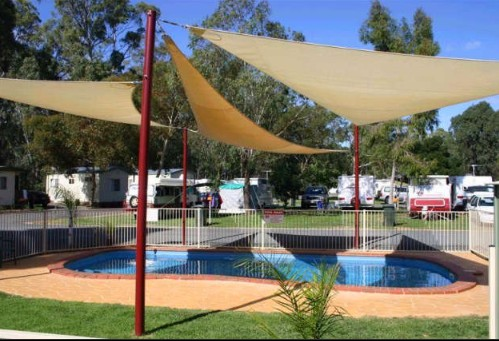 Deniliquin Riverside Caravan Park - Accommodation Gladstone