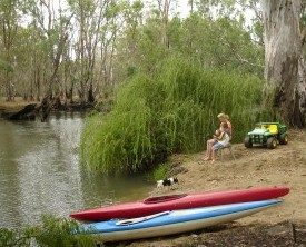 Gulpa Retreat Tourist Park - Accommodation Gladstone