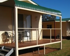 Kames Cottages - Accommodation Gladstone