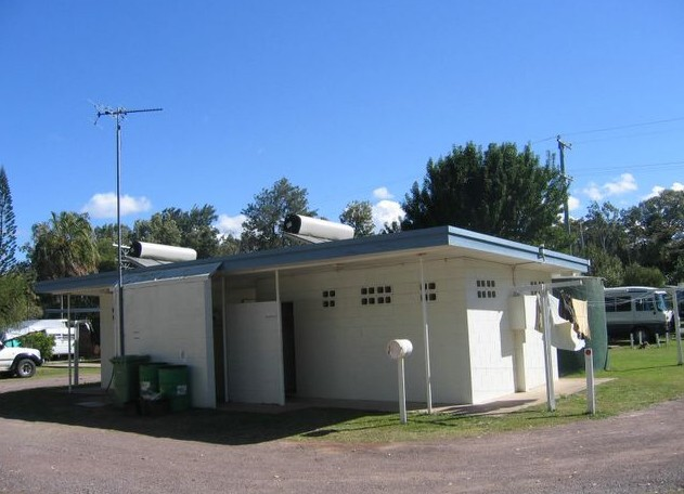 Armstrong Beach Caravan Park - Accommodation Gladstone