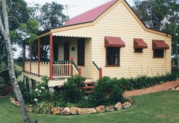 Mango Hill Cottages Bed and Breakfast - Accommodation Gladstone