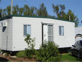 Blue Gem Caravan Park - Accommodation Gladstone
