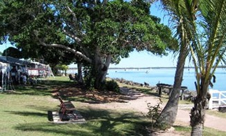 Burrum Heads Beachfront Tourist Park - Accommodation Gladstone