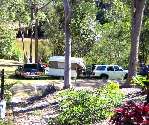 Burrum River Caravan Park - Accommodation Gladstone