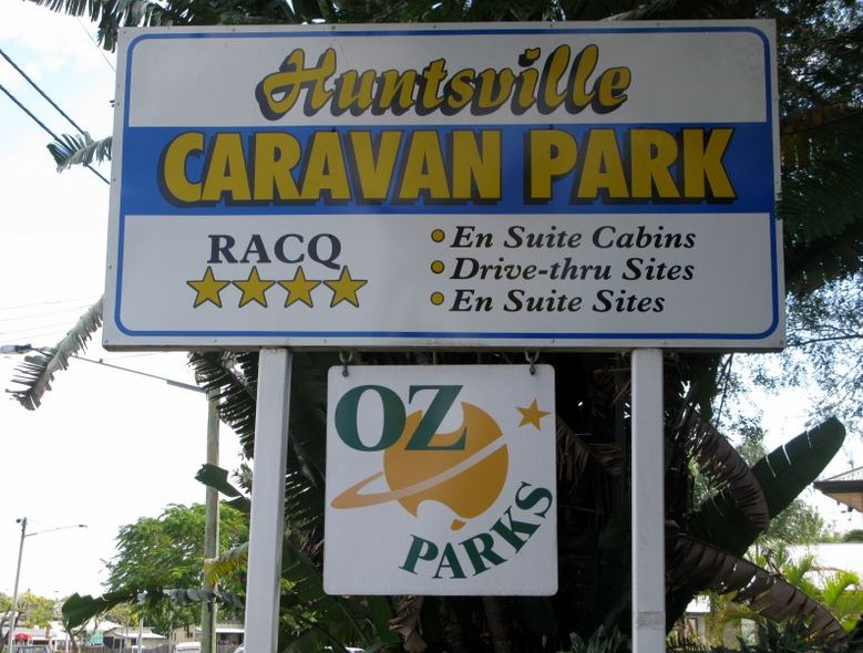Huntsville Caravan Park - Accommodation Gladstone