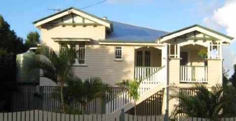 Eco Queenslander Holiday Home and BB - Accommodation Gladstone