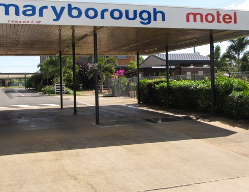 Maryborough Motel and Conference Centre - Accommodation Gladstone