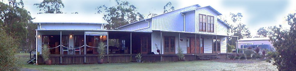 Tin Peaks Bed and Breakfast - Accommodation Gladstone