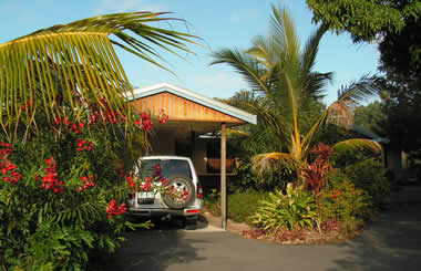 Sunbird Gardens - Accommodation Gladstone