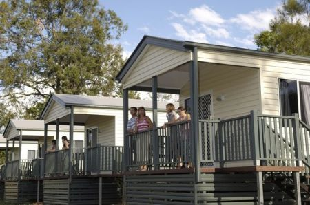 Discovery Holiday Parks - Biloela - Accommodation Gladstone