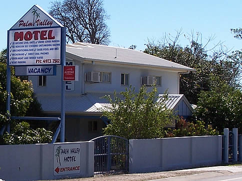 Palm Valley Motel and Self Contained Holiday Units - Accommodation Gladstone