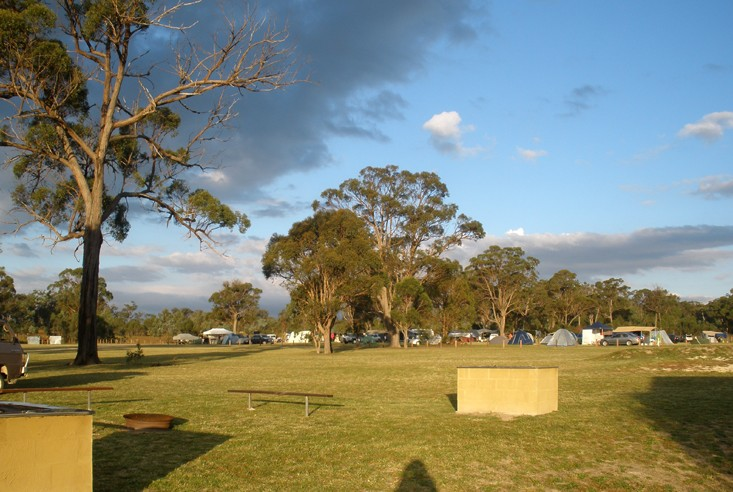 Sommerville Valley Tourist Park - Accommodation Gladstone