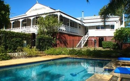 Wiss House Bed and Breakfast - Accommodation Gladstone