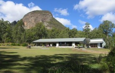 Zengarra Country House and Pavilions - Accommodation Gladstone