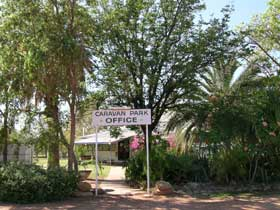 Blackall Caravan Park - Accommodation Gladstone