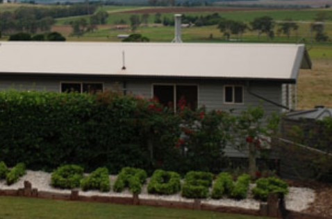 Mulanah Gardens Bed and Breakfast Cottages - Accommodation Gladstone