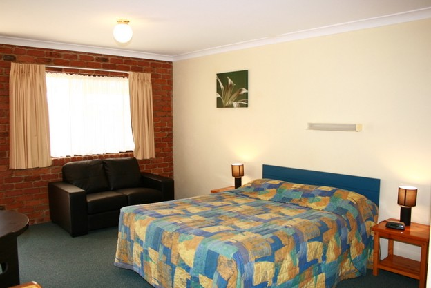 Wondai Colonial Motel and Restaurant - Accommodation Gladstone