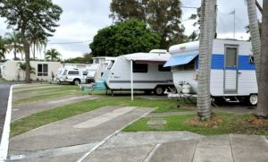 Nobby Beach Holiday Village - Accommodation Gladstone
