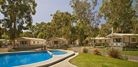 Crystal Brook Tourist Park - Accommodation Gladstone