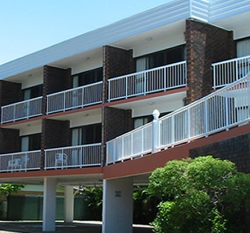 Estuary Motor Inn - Accommodation Gladstone