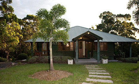 Coolabine Ridge Eco Sanctuary - Accommodation Gladstone