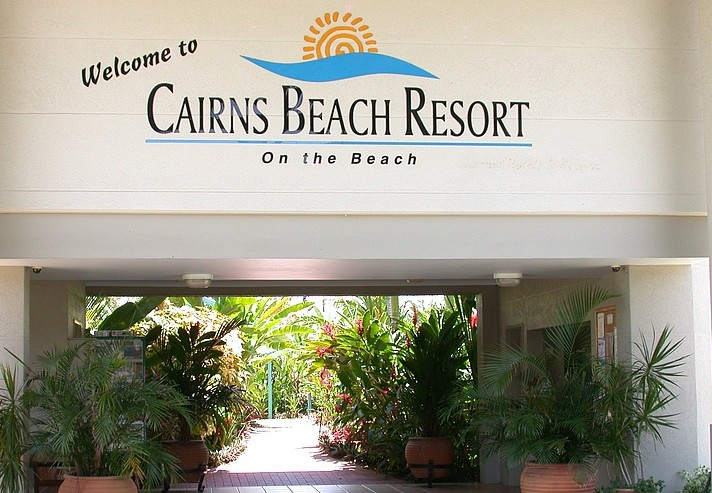 Australis Cairns Beach Resort - Accommodation Gladstone
