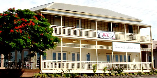 Gracemere Hotel - Accommodation Gladstone